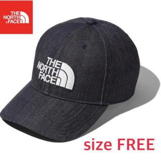 ザノースフェイス(THE NORTH FACE)の【新品】THE NORTH FACE ノースフェイス キャップ 帽子 インディゴ(キャップ)