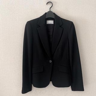 エムプルミエ(M-premier)のエムプルミエ♡黒色のテーラードジャケット(テーラードジャケット)