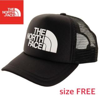 ザノースフェイス(THE NORTH FACE)の【新品】THE NORTH FACE ノースフェイス メッシュ キャップ 黒(キャップ)