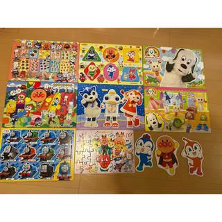 アンパンマン - パズル★まとめ売り★アンパンマン★ガラピコプー★わんわん