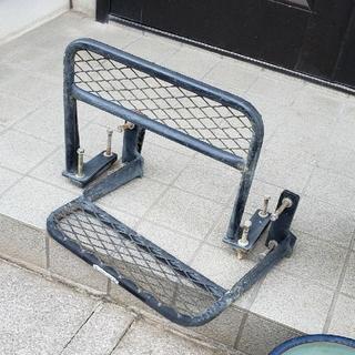 スズキ(スズキ)のジムニーJA11踏み台(車外アクセサリ)