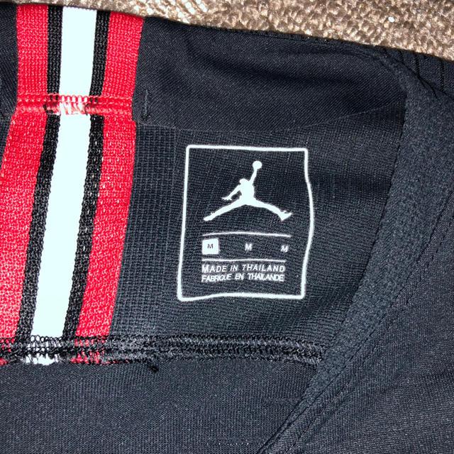 NIKE(ナイキ)のPSG jordan ユニフォーム スポーツ/アウトドアのサッカー/フットサル(ウェア)の商品写真