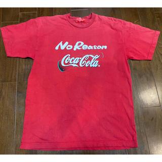 コカコーラ(コカ・コーラ)のTシャツコカコーラ 70x55 ビンテージ(Tシャツ/カットソー(半袖/袖なし))
