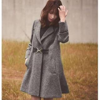 Rirandture - *未使用* リランドチュール 裾フレアAラインコート