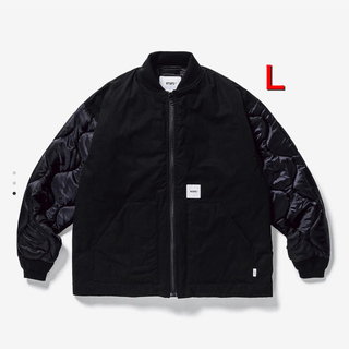 W)taps - wtaps SHEDS JACKET COTTON WEATHER