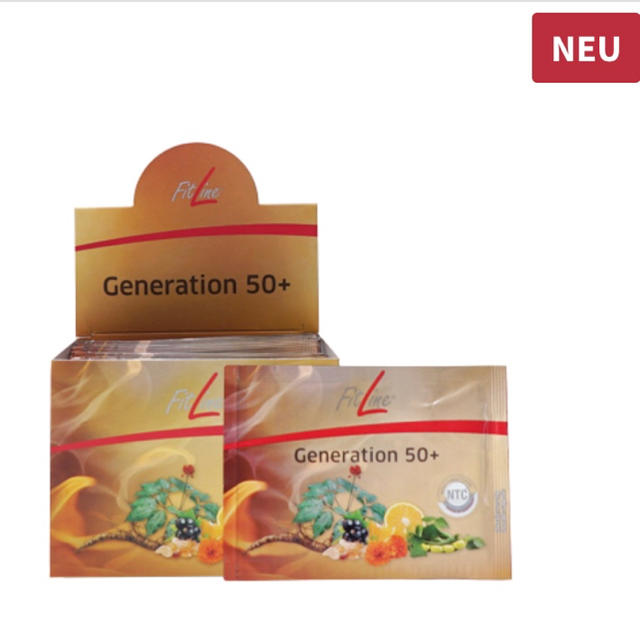 Generation 50+ FitLine フィットライン 酵素 ★新商品★ 食品/飲料/酒の健康食品(ビタミン)の商品写真