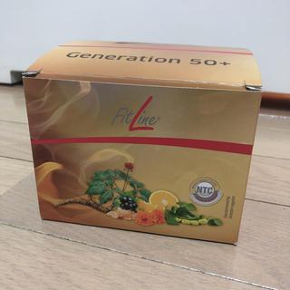Generation 50+ FitLine フィットライン 酵素 ★新商品★