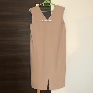 GRACE CONTINENTAL - ヨーコチャン グレースコンチネンタル  ドレス ワンピース 38 滝沢クリステル