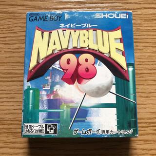 ゲームボーイ(ゲームボーイ)のネイビーブルー98 (携帯用ゲームソフト)