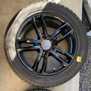 W205C180アバンギャルド 17インチ スタッドレスタイヤ(タイヤ・ホイールセット)