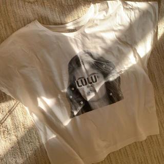 エディットフォールル(EDIT.FOR LULU)のエディットフォールル Tシャツ(Tシャツ(半袖/袖なし))
