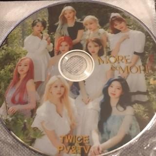 ウェストトゥワイス(Waste(twice))のTWICE最新DVD PV&TV52曲入★高画質(K-POP/アジア)