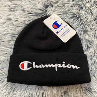 チャンピオン(Champion)のニット帽子(ニット帽/ビーニー)