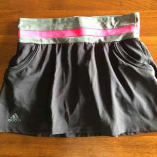 adidas - アディダス テニススコート紺色