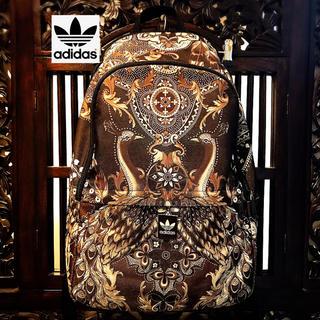 adidas - アディダス オリジナルス レア! 孔雀柄 リュック バックパック ファーム 花柄