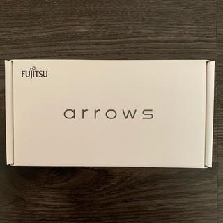 フジツウ(富士通)のarrows RX ホワイト 新品未使用 SIMフリー 32GB(スマートフォン本体)
