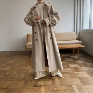 willfully  trench long coat 未使用新品