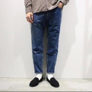 ワンエルディーケーセレクト(1LDK SELECT)の1LDK LIVING CONCEPT 5P denim pants(デニム/ジーンズ)