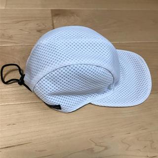 モンベル(mont bell)のモンベル キッズ メッシュ バードビールキャップ 帽子(帽子)