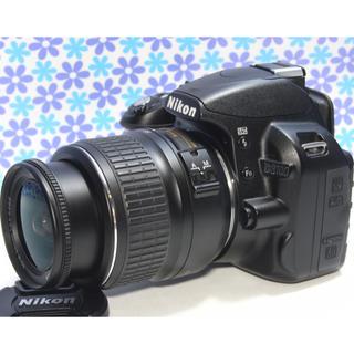 ニコン(Nikon)のおすすめ一眼レフ❤️Nikon D3100❤️高画質❤️動画OK❤️すぐ使える(デジタル一眼)