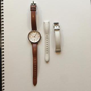 フォッシル(FOSSIL)のFOSSIL レディス 腕時計(腕時計)