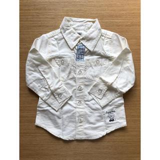 アカチャンホンポ(アカチャンホンポ)のアカチャンホンポ シャツ80cm(Tシャツ)