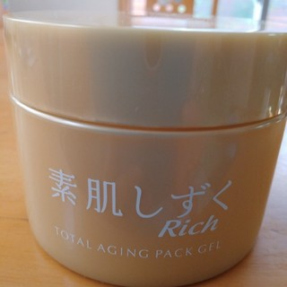 アサヒ(アサヒ)の素肌しずくRich ゲル 200グラム(オールインワン化粧品)