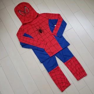 スパイダーマン 衣装 コスチューム 男の子 130cm ハロウィン
