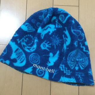 モンベル(mont bell)のmont-bell フリース帽子(帽子)