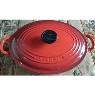 LE CREUSET - ル・クルーゼ レッド 27