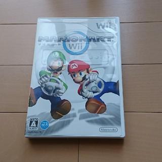 ウィー(Wii)のマリオカート willソフト(家庭用ゲームソフト)