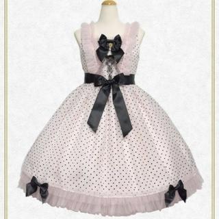 BABY,THE STARS SHINE BRIGHT - Sweet strawberry dot ジャンパースカート BABY