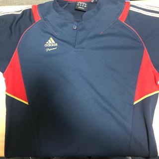 adidas - アディダス プロフェッショナル ベースボールシャツ