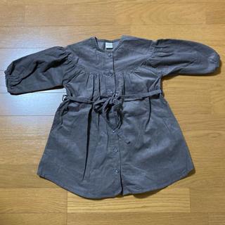 futafuta - 新品 テータテート コーデュロイ ガウンワンピース