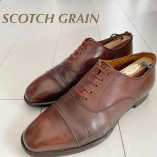 スコッチグレイン SCOTCH GRAIN 革靴 ドレスシューズ