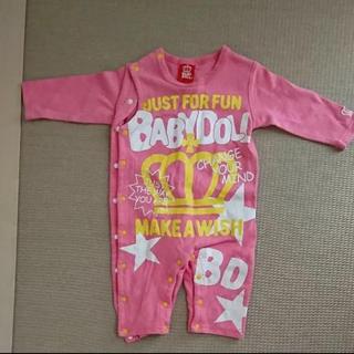 BABYDOLL - ベビードール ロンパース 70