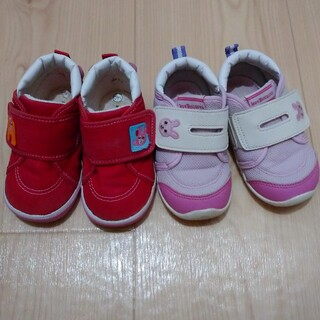 ミキハウス(mikihouse)の靴(スニーカー)