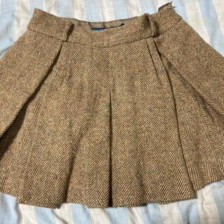 ラルフローレン(Ralph Lauren)のRALPH LAUREN ラルフローレン ツイードスカート(ミニスカート)