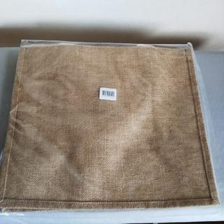 ムジルシリョウヒン(MUJI (無印良品))の無印良品ジュートマイバッグA4(エコバッグ)