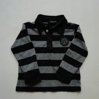 コムサイズム(COMME CA ISM)の長袖シャツ 80(シャツ/カットソー)