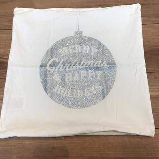 エイチアンドエム(H&M)の新品✨H&M クリスマス クッションカバー(クッションカバー)