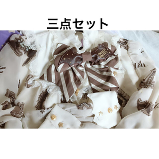 Angelic Pretty - Angelic Pretty Halloween treat 三点セット