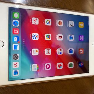 Apple - iPad mini5th cellular 64gb アップルケア+あり ※美品