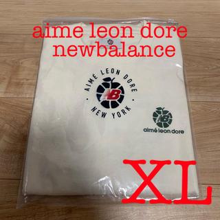 シュプリーム(Supreme)のaime leon dore & newbalance 2020 Tシャツ(Tシャツ/カットソー(半袖/袖なし))