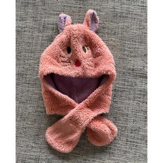 ウサギさん帽子