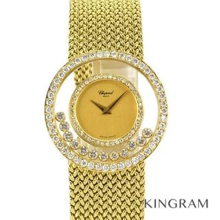 ショパール ハッピーダイヤモンド  レディース腕時計