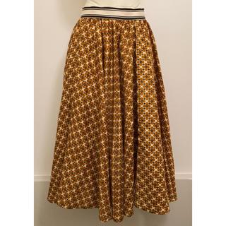 IENA SLOBE - niu ロングスカート