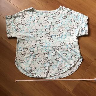 ツモリチサト(TSUMORI CHISATO)のツモリチサト 大きめネコTシャツ(Tシャツ(半袖/袖なし))