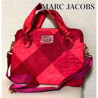マークバイマークジェイコブス(MARC BY MARC JACOBS)のMARC BY MARC JACOBS ☆ 新品未使用 PC バッグ チェック(ショルダーバッグ)