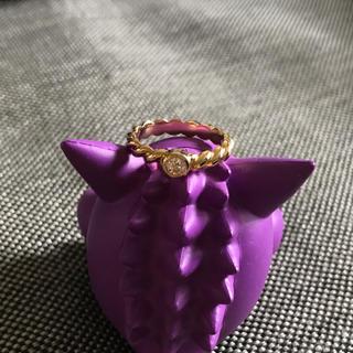 ティファニー(Tiffany & Co.)のティファニー k18 リング(リング(指輪))